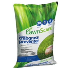 LawnScape Premium Crabgrass Preventer Plus Lawn Fe
