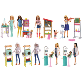 Barbie® Career Playset Assortment