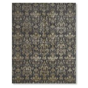Versaille Ikat Hand-Knotted Rug