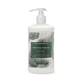 Williams Sonoma Winter Forest Hand Lotion, 16oz.