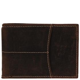 Marc New York RFID Crazy Horse Front Pocket Leathe