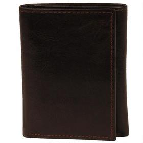 Wilsons Leather Tri-Fold Genuine Leather Wallet