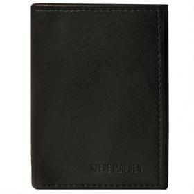 Steve Madden Leather Trifold Wallet