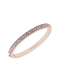 Givenchy Pavé Swarovski Crystal Bangle Bracelet RO