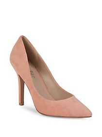 Charles by Charles David Maxx Pointy Suede Pumps B