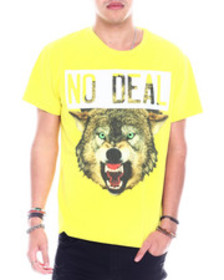 BWOOD no deal wolf tee