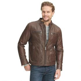 Wilsons Leather Vintage Soft Distressed Leather Ja