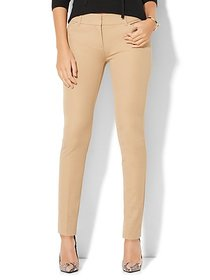 Tall Audrey Slim Leg Pant - Solid - New York & Com