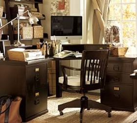 Pottery Barn Build Your Own - Bedford Modular Desk