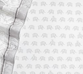 Pottery Barn Taylor Crib Fitted Sheet
