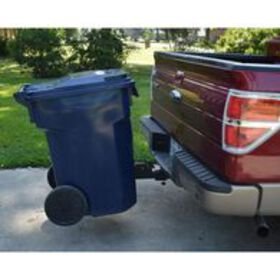 Tote Caddy Trash Can Transporter