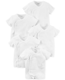 Carter's Baby Boys' or Baby Girls' 5-Pack Kimono S