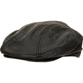 Wilsons Leather Driving Leather Cap