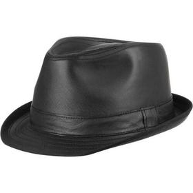 Wilsons Leather Fedora Leather Hat