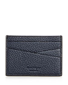 Salvatore Ferragamo - New Firenze Leather Card Cas