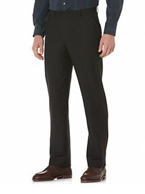 Perry Ellis Big & Tall Slim-Fit Suit Separate Pant