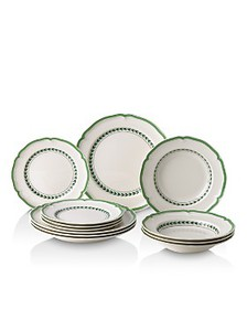 Villeroy & Boch - French Garden Green Lines Dinner