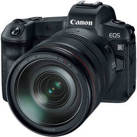 Canon EOS R Mirrorless Digital Camera with 24-105m