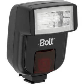 Bolt VS-260SMI Compact On-Camera Flash for Sony Ca