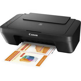 Canon PIXMA MG2525 All-in-One Inkjet Printer (Blac
