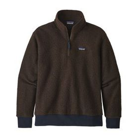 M's Woolyester Fleece Pullover, Oxide Red (OXDR)
