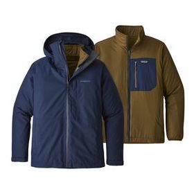 M's 3-in-1 Snowshot Jacket, Classic Navy (CNY)