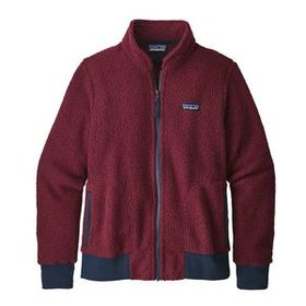 W's Woolyester Fleece Jacket, Oxide Red (OXDR)
