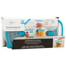 Mainstays 16pc. Food Storage Set