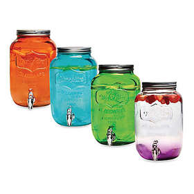 Mason Jar 2-Gallon Beverage Dispenser