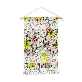 Deny Designs Pattern State Woodland Wall Hanging
