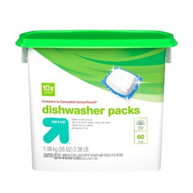 Up&Up™ Dishwasher Detergent Pacs - 60ct (Comp