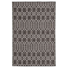 Nikki Chu by Jaipur Living Decora Pewter Trellis &