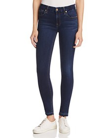 7 For All Mankind - b(air) The Ankle Skinny Jeans