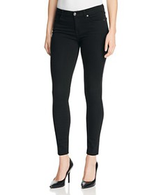 7 For All Mankind - b(air) Skinny Ankle Jeans in B