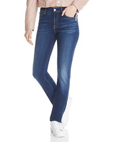7 For All Mankind - Kimmi Straight Jeans in New Lu