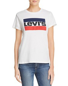 Levi's - The Perfect Logo Graphic Tee