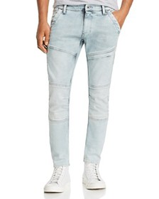 G-STAR RAW - Rackam Skinny Fit Jeans in Ultra lt A