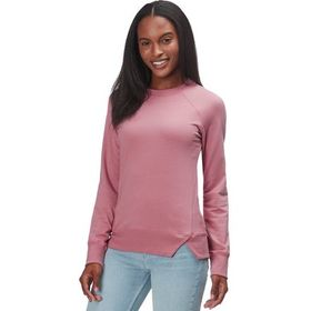 Basin and Range Uptown Crew Pullover - Women's