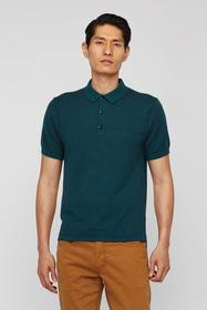 Cotton Cashmere Lightweight Polo