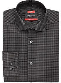 Awearness Kenneth Cole AWEAR-TECH Black Check Dres