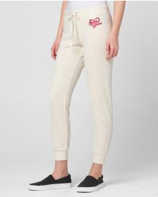 Juicy Couture Juicy Heart Velour Zuma Pant