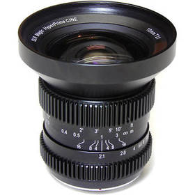 SLR Magic 10mm T2.1 Hyperprime Cine Lens (MFT Moun