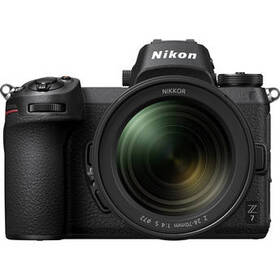 Nikon Z 7 Mirrorless Digital Camera with 24-70mm L