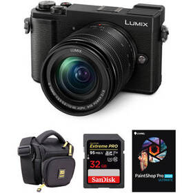 Panasonic Lumix DC-GX9 Mirrorless Micro Four Third