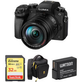 Panasonic Lumix DMC-G7 Mirrorless Micro Four Third