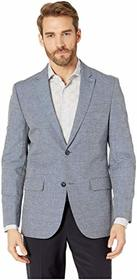 Perry Ellis Slim Fit End on End Linen Jacket