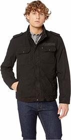 Levi's® Two-Pocket Military Jacket with Polytwill