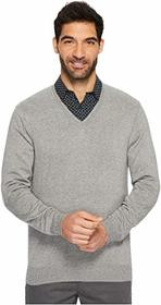 Perry Ellis Perry Ellis - Classic Solid V-Neck Swe