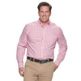 Big & Tall IZOD Premium Essentials Classic-Fit Gin