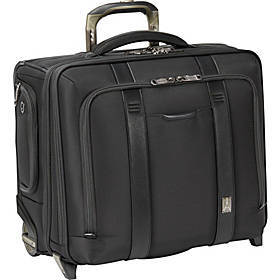 "Travelpro Executive Choice 2 17"" Wheeled Brief wit"